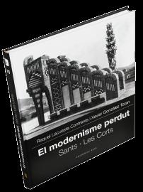 portada Modernisme perdut Sants-Montjuïc