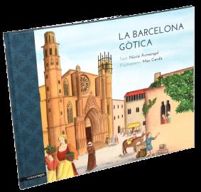portada Barcelona Gotica infantil