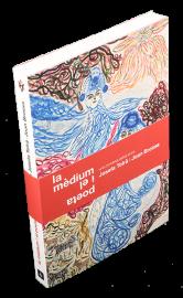 Imatge de la coberta del llibre 'La mèdium i el poeta'