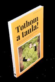 Imatge de la coberta del llibre 'Tothom a taula'