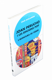 Imatge de la coberta del llibre 'Joan perucho i les edicions pop'