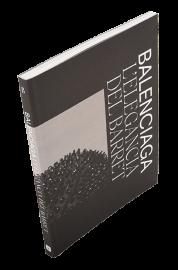 Imatge coberta llibre Balenciaga (versió en català)