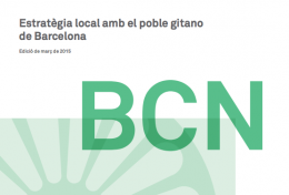 Estratègia local amb el poble gitano de Barcelona