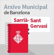 Arxivo Municipal del Distrito de Sarrià-Sant Gervasi