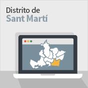 Distrito de Sant Martí
