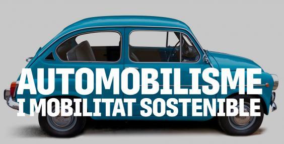 Automobilisme i mobilitat sostenible