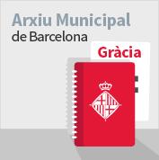 Arxiu Municipal de Barcelona Gràcia
