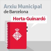 Arxiu Municipal del Districte d'Horta-Guinardó