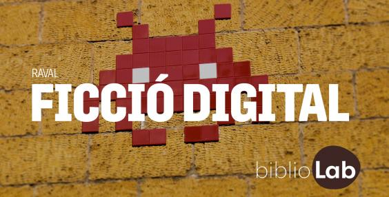 BiblioLab Ficció digital Raval