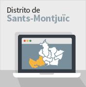 Distrito de Sants-Montjuïc