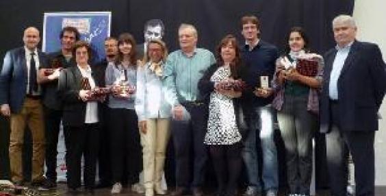 Guanyadors i finalistes 2014