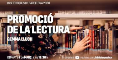 Biblioteques de Barcelona 2030