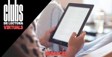 Clubs de lectura virtuals a eBiblioCAT