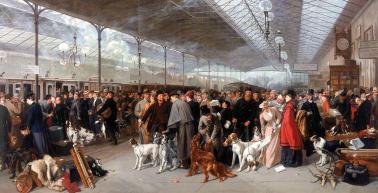 Fascinació victoriana: vapor, boira i fantasmes