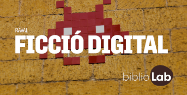 BiblioLab Ficció digital Raval distribuidora