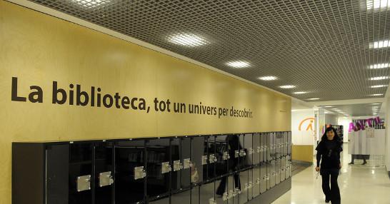 Biblioteca La Sagrera - Marina Clotet