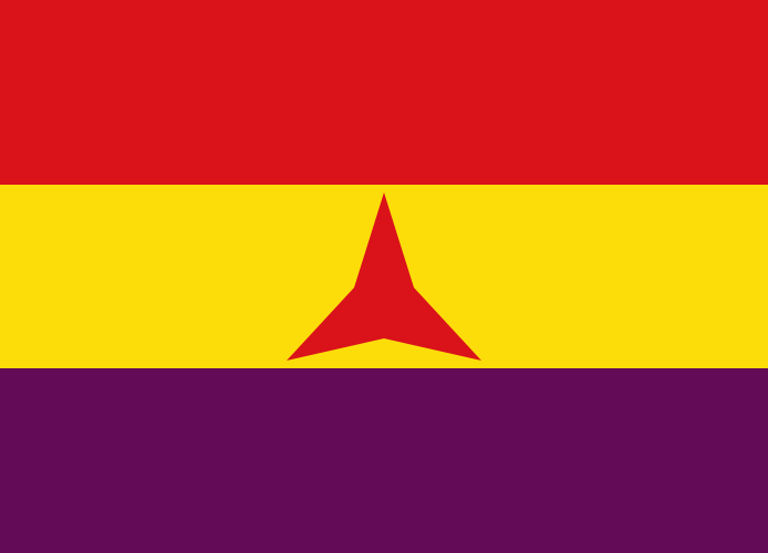 bandera _International_Brigades