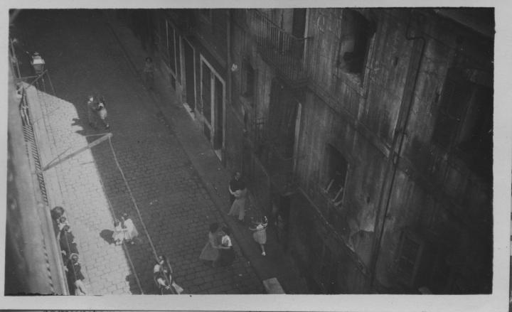 Ball de dia al carrer
