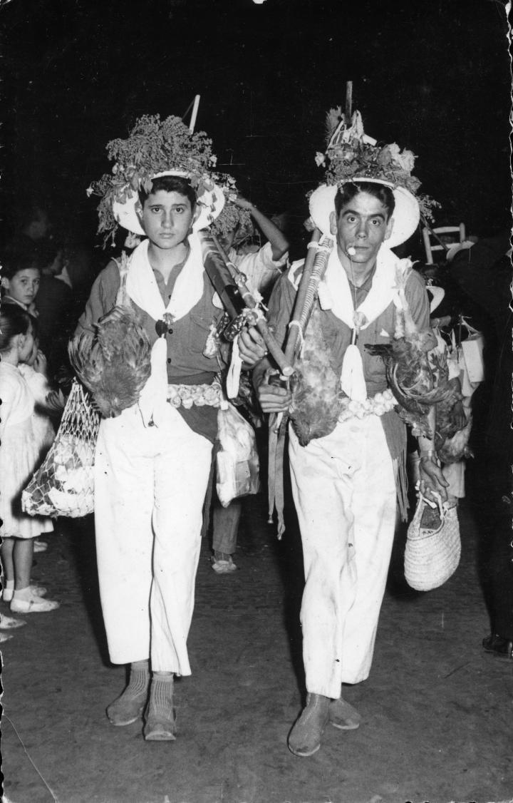 """Festa dels cors, """"El Gancho"""""""