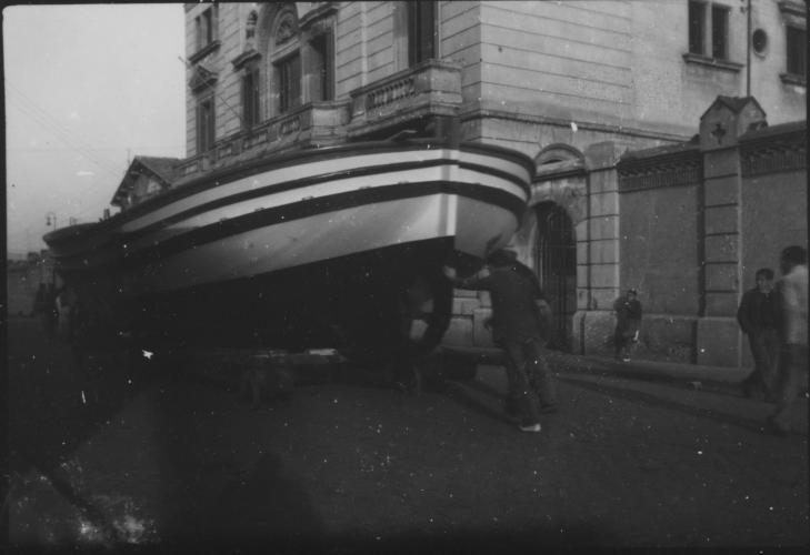 Transport embarcacions