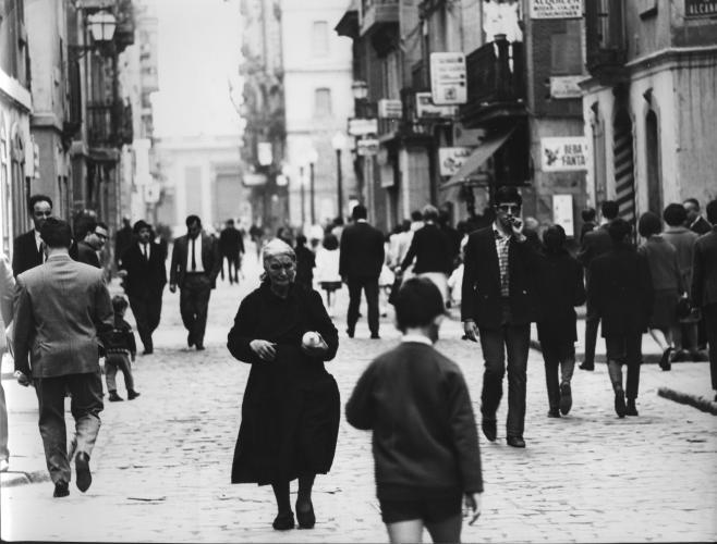 A peu de carrer