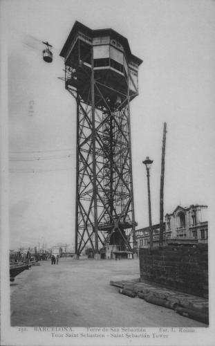 Torre de Sant Sebastià