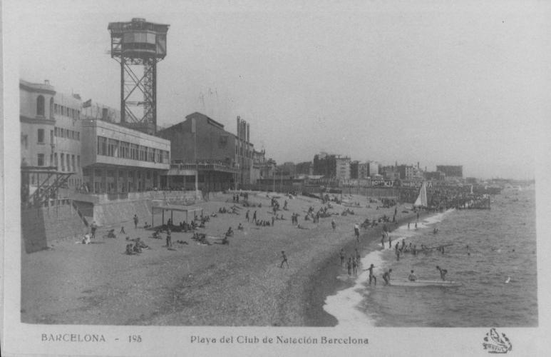 Club Natació Barcelona