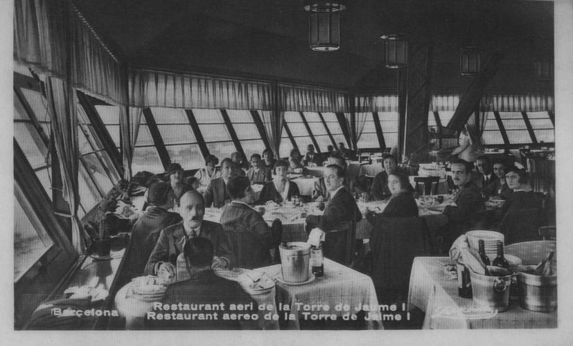 Restaurant aeri de la Torre de Jaume I