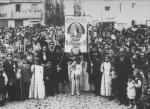 Processó mariana a la Barceloneta