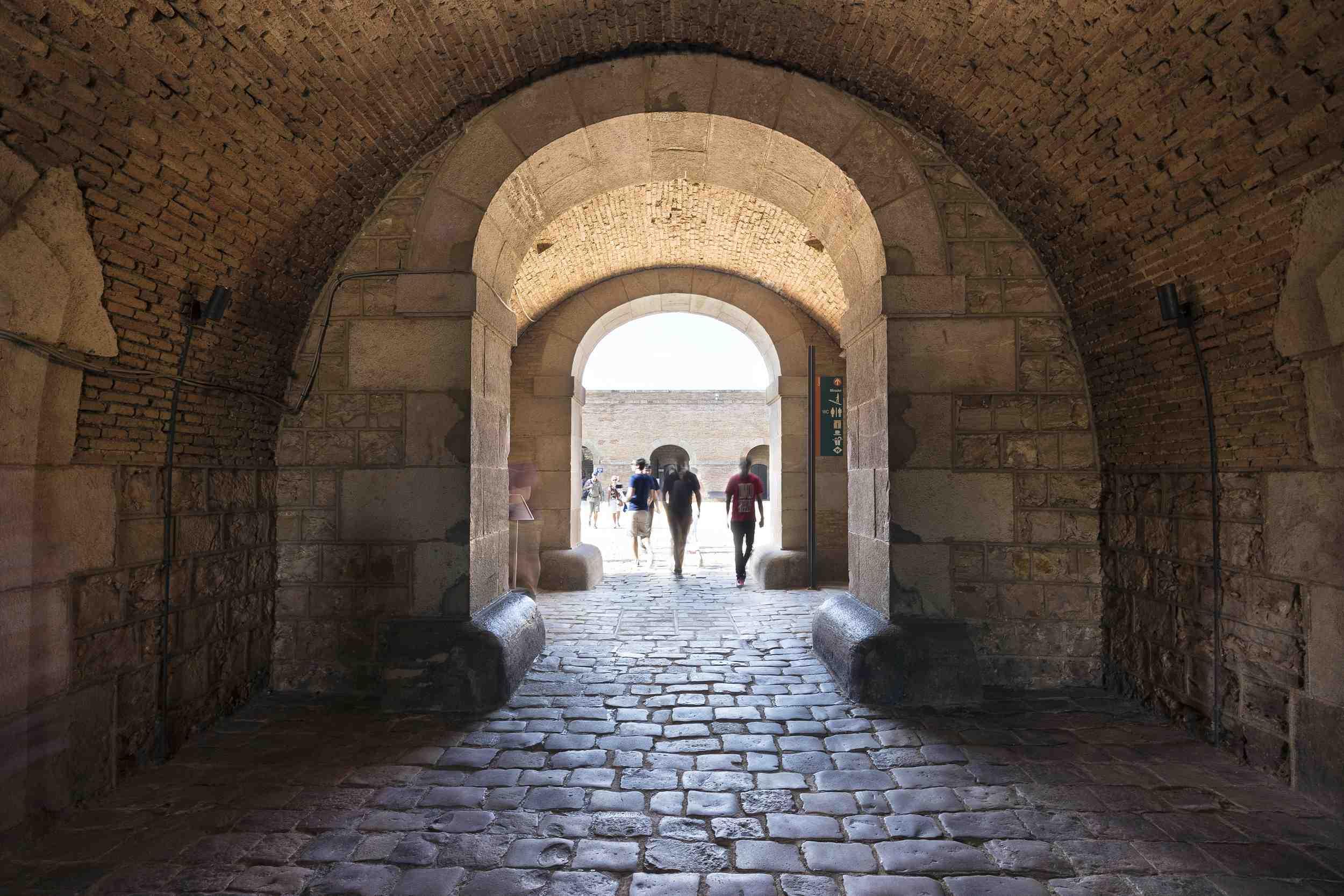 Jornada de portes obertes Castell Montjuïc