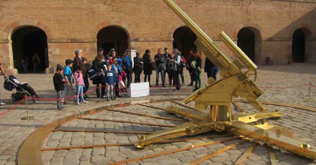visita comentada Castell Montjuïc