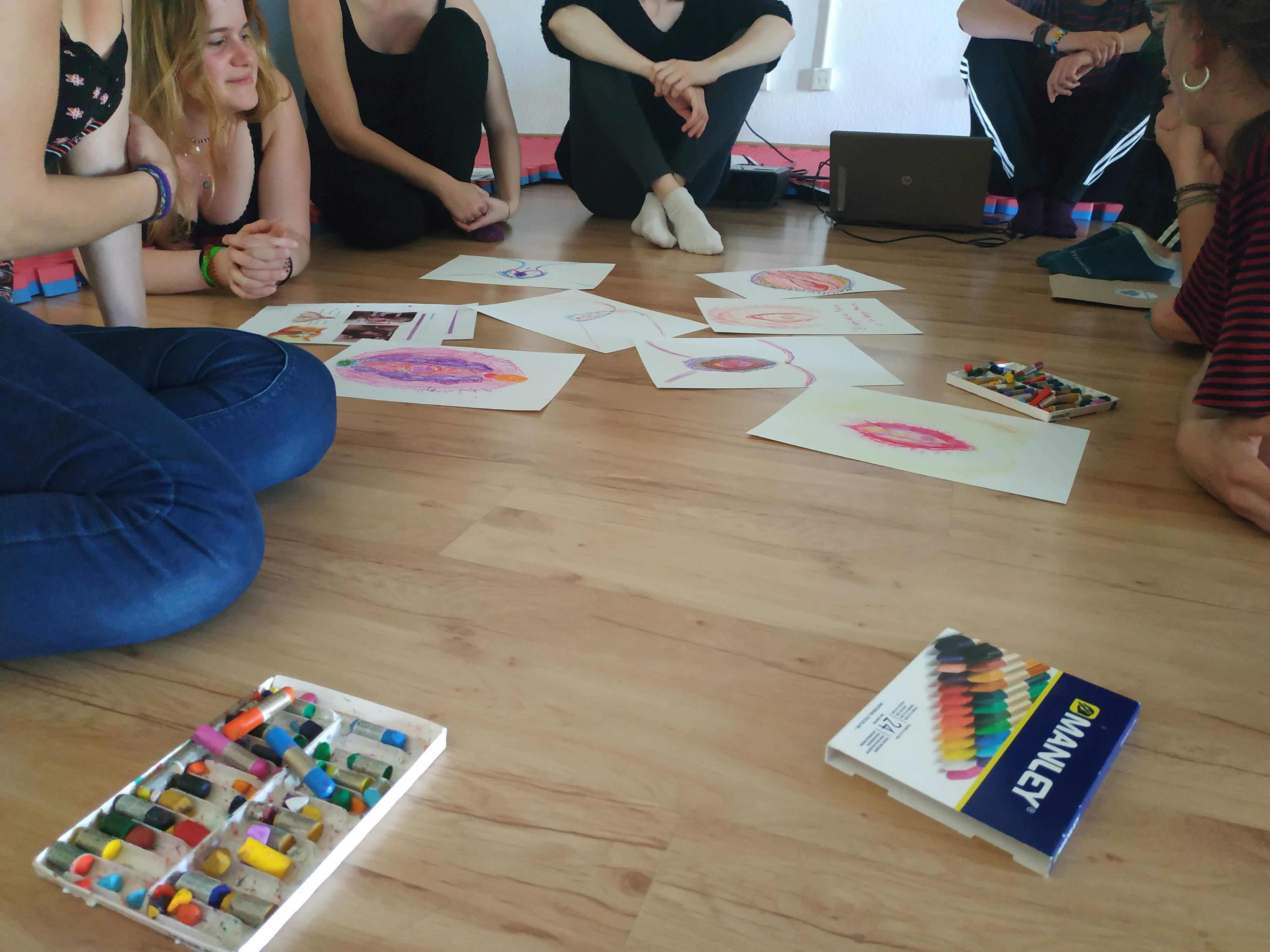 Taller d'autoconeixement del cos i de la sexualitat de la dona | Centre  Cívic El Coll - La Bruguera | Ajuntament de Barcelona