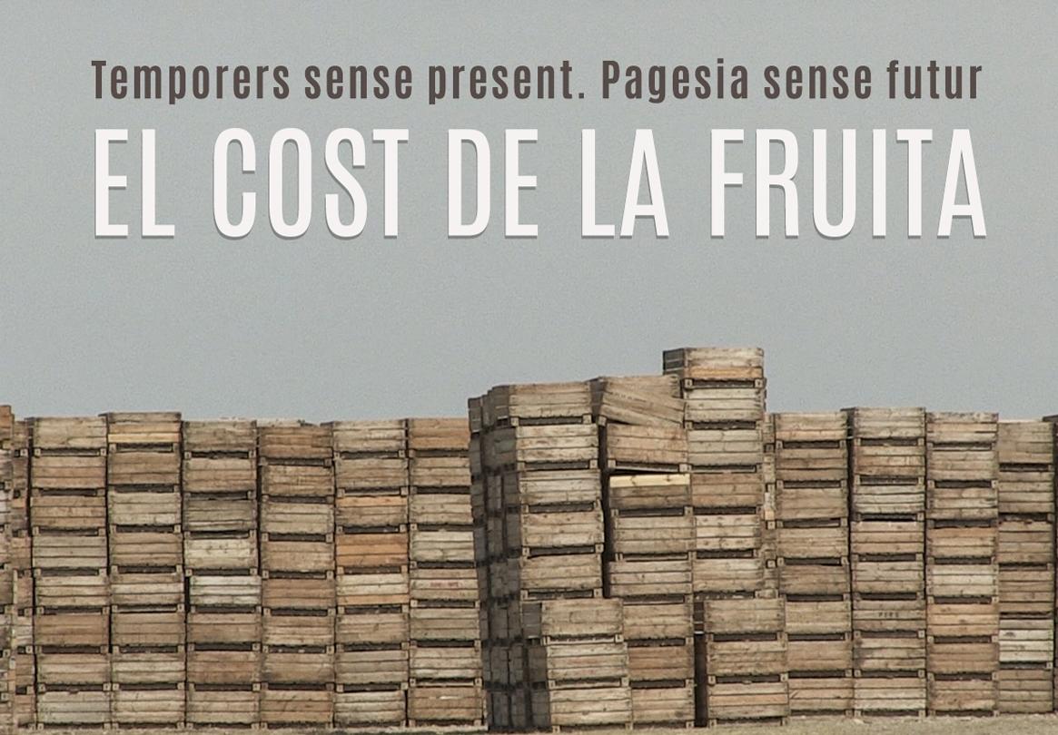 El cost de la fruita