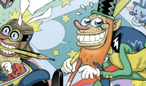 concurs de comic de nou barris
