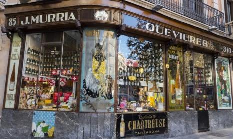 botigues emblemàtiques de Barcelona