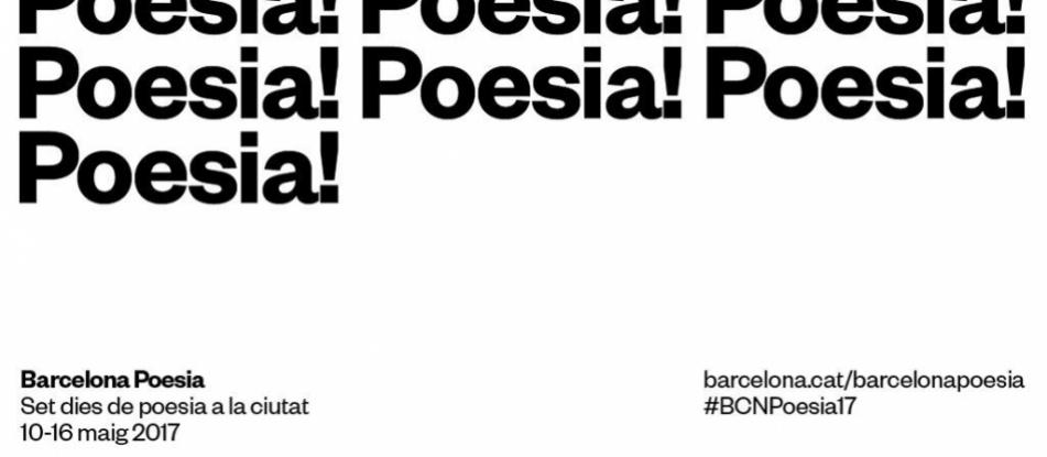 poesia barcelona