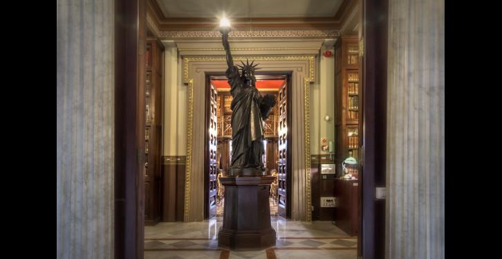 Biblioteca Arús - Ramon Ojeda