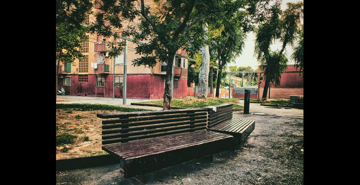 Rincón de lectura: Plaza sin nombre