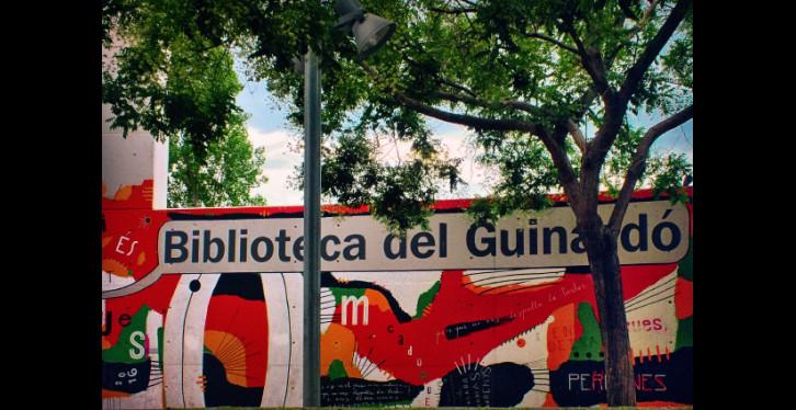 Biblioteca del Guinardó - Mercè Rodoreda