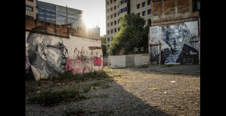 Lit a les parets ciutat- ©Jordi Oliver