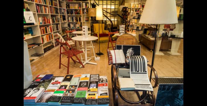 Bookshops - ©Pep Herrero