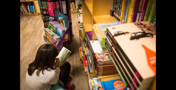 Llibreries infantils i juvenils - ©Pep Herrero