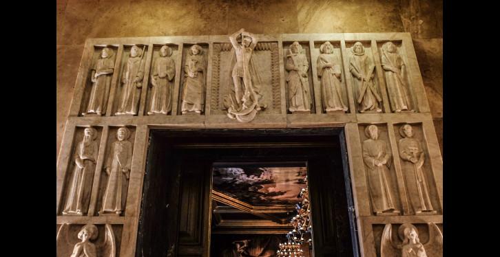 St jordis a BCN. Capella del Bon Consell - ©Jordi Oliver