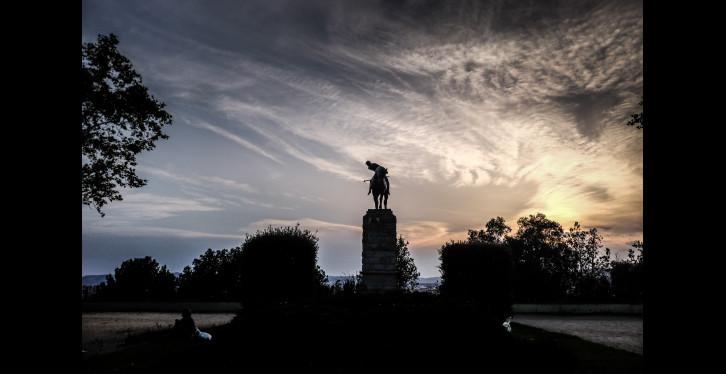 St Jordis a BCN. Parc de Montjuic - ©Jordi Oliver