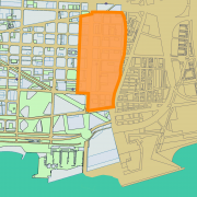 MAP: END OR BEGINNING OF THE CITY