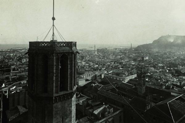Historia Ciutat Vella; el Gòtic