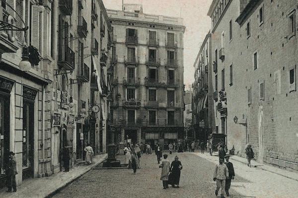 Història Ciutat Vella; el Raval