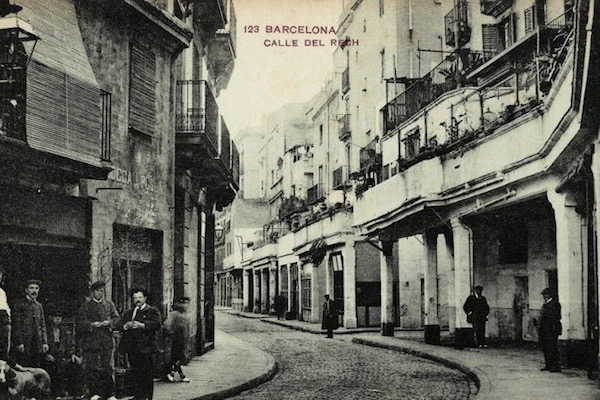 Història Ciutat Vella; Sant Pere, Santa Caterina i la Ribera