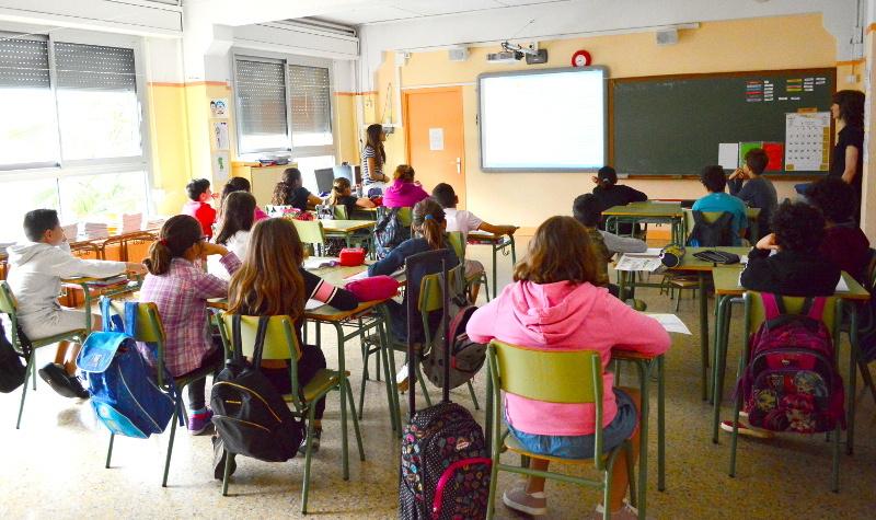 Pla d'Educació