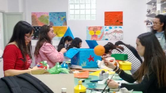 """Projecte """"Circuits de Jocs per a Infants de P4 i P5"""" a l'ETP Xavier"""